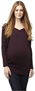 Rosie Pope Maternity Classic V-Neck Sweater