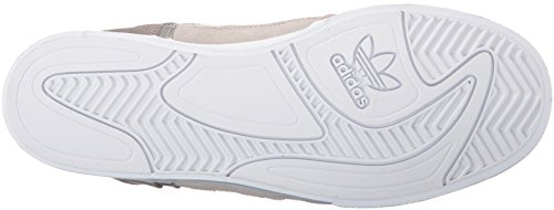 Adidas Originals Women's Extaball W Fashion Sneaker, Charcoal Solid Grey/White/Chrome, 7.5 M US