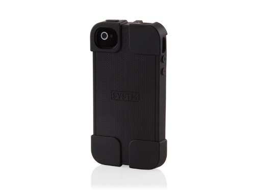 SYSTM by INCASE(システム バイ インケース)HAMMER BLACK IPHONE4&4S 11099