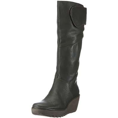 Fly London Yule, Women's Boots, Militar, 4 UK