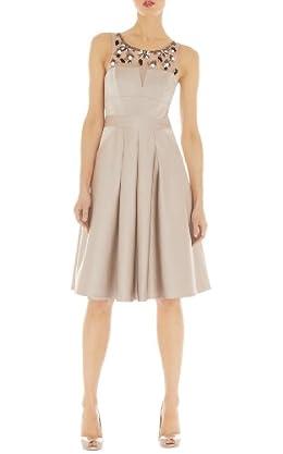 Geometric Beading Dress
