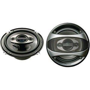 Pioneer Ts-A1683R 4-Way Speakers-6.5-Inch