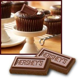 Hersheys Milk Chocolate Bar with Almonds, 4.25-Ounce Bars (Pack of 12)
