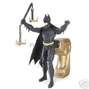 Buy Low Price Mattel Batman Begins Total Control Figure: Batman (B00030EOFO)