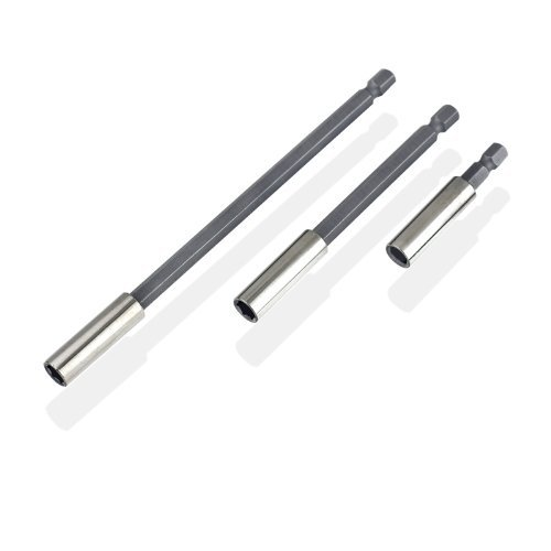 3pc Magnetic Bit Holder Extensions 3-4-6