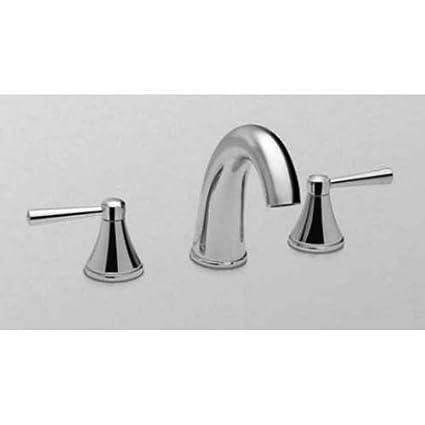 Toto TL210DD#BN Silas Bathroom Faucet Brushed Nickel
