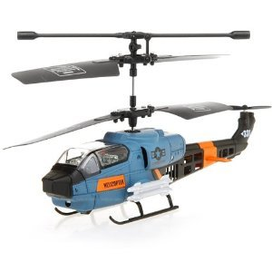 3 Channel RC Military Gyro Mini Indoor Helicopter Viefly V268