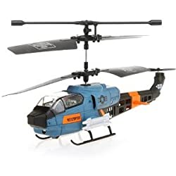 Black Hawk 3ch RC Helicopter W/ Gyro RTF YD-919 (Army Green)
