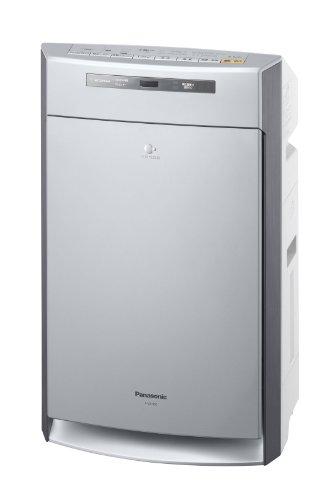 【PM2.5対応】Panasonic 加湿空気清浄機 エコナビ×ナノイー シルバー F-VXH80-S