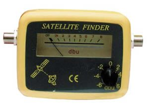 Buy METER, SATELLITE SIGNAL STREN-GTH, TEST-UM, VAR. ATTENUATOR