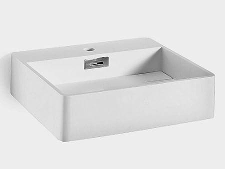 Lineabeta 53555.26 Lavabo Multiposizione, Bianco