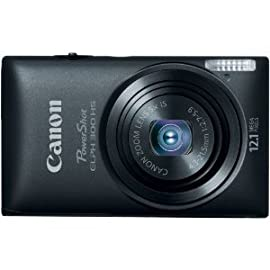 Canon PowerShot ELPH 300 HS Digital Camera