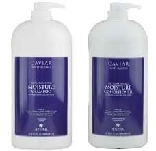 Alterna Caviar DUO Moisture Shampoo 67.6 oz and Conditioner 67.6 oz