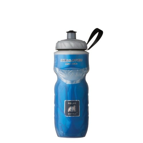 Polar Bottle Insulated Water Bottle (20-Ounce, Blue)