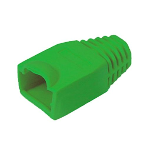 rj45-boot-cover-cat5e-lan-network-cable-strain-relief-boot-housing-ichoose-pack-of-100-x-green