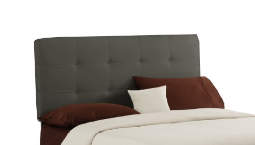 Buy Skyline Furniture Full Button Tufted Headboard In