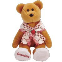 Ty Beanie Babies Grams - Bear (Ty Store Exclusive)