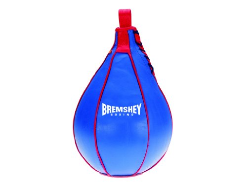 Bremshey Boxing Speedball - Multi-Coloured (Blue/Red)