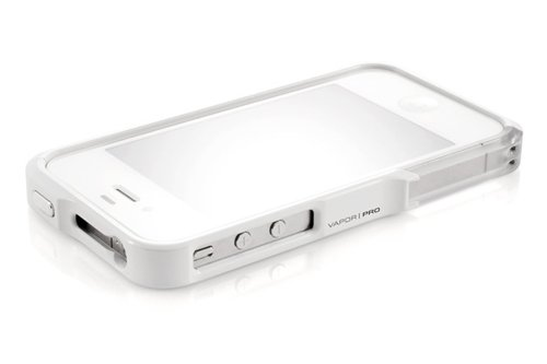 Element case Vapor Pro iPhone Case - White/White 【White Carbon Backプレート付き!】