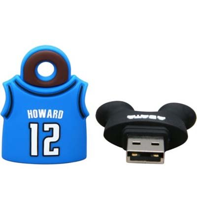 ADATA ADA-ATNBA-4G-MDH NBA Dwight Howard 4 GB USB 2.0 Flash Player