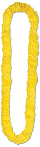 Beistle 66355Y288 288-Pack Soft-Twist Poly Leis Party Favors, 1-1/2 By 36-Inch front-950416