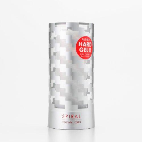 【数量限定】TENGA 3D SPIRAL HARD <スパイラル ハード>