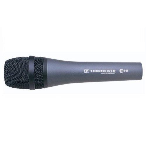 Sennheiser E 845 Super-Cardioid Dynamic Microphone
