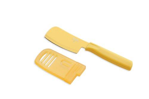 Kuhn Rikon 3-Inch Mini Prep Knife Colori,  Yellow