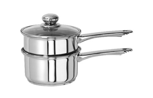 Kinetic Classicor Stainless-Steel 2-Quart, 3-Piece Double Boiler 29106