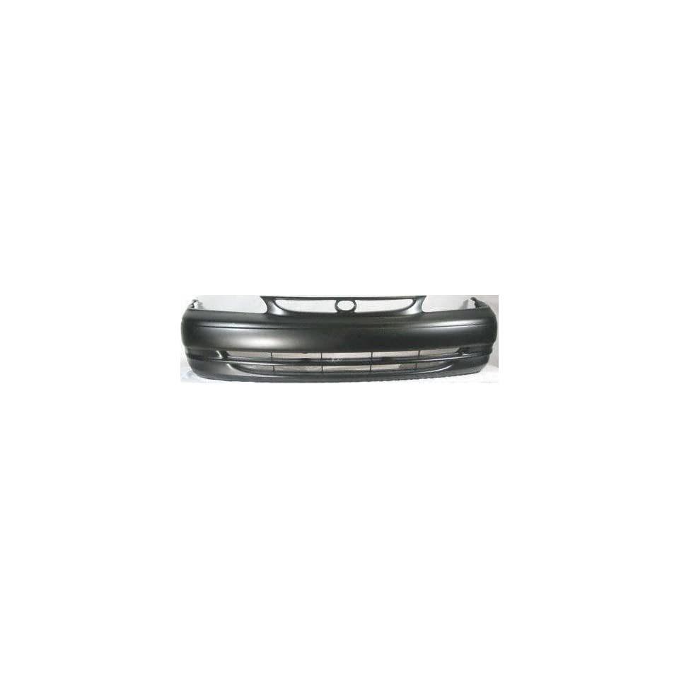 98 00 TOYOTA COROLLA FRONT BUMPER COVER, Raw (1998 98 1999 99 2000 00) 13806 5211902903
