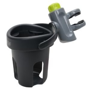Baby / Child Brica Gray Self Adjusting Drink Pod (No Assembly Just Clamp And Go) - Top-Rack Dishwasher Safe Infant front-755293