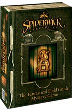 Spiderwick Board Game