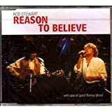 Rod Stewart Reason to believe (live)/It's all over now (live)/Love in the right hands