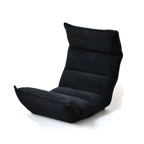 Poltrona regolabile sof nero sedia divano reclinabile - Poltrona reclinabile ikea ...