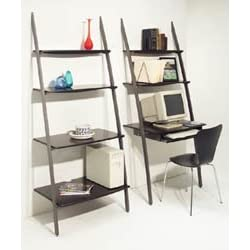Ladder Desk - Other Pieces Sold Separately (Black/Black) (33