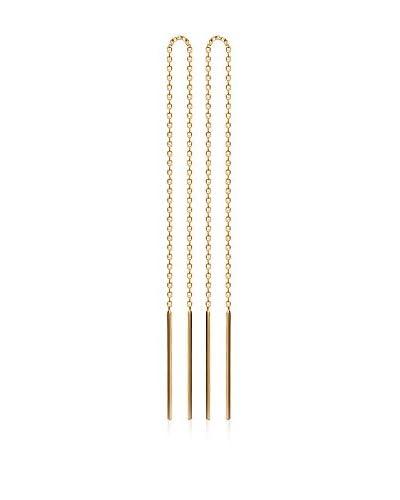 L'ATELIER PARISIEN Ohrringe 2538400A vergoldetes Metall 18 kt