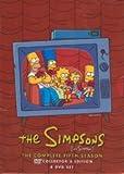 echange, troc Les Simpson : L'Intégrale Saison 5 - Édition 4 DVD