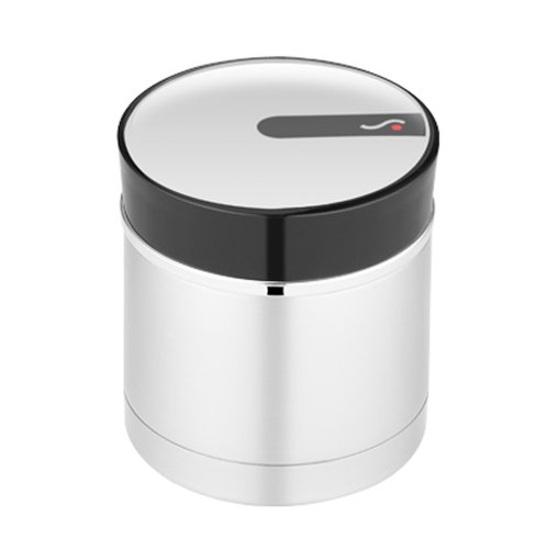 The Amazing Quality Thermos Sipp™ Vacuum Insulated Food Jar - 10 Oz. - Stainless Steel front-535177