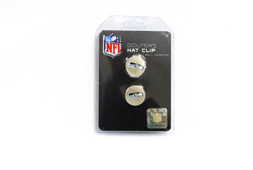 Nfl Hat Clip/Ball Markers Seattle Seahawks at Amazon.com