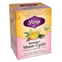 Yogi Herbal Tea Woman's Moon Cycle Caffeine Free -- 16 Tea Bags Each / Pack of 2 (Moon Dough Snack compare prices)
