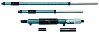 Mitutoyo Vernier Inside Micrometer, Interchangeable Rod Type, Inch