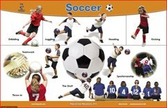 Soccer Placemat by Bullyland