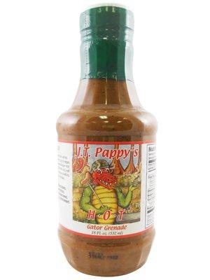 J.T. Pappy'S Gator Grenade BBQ Sauce