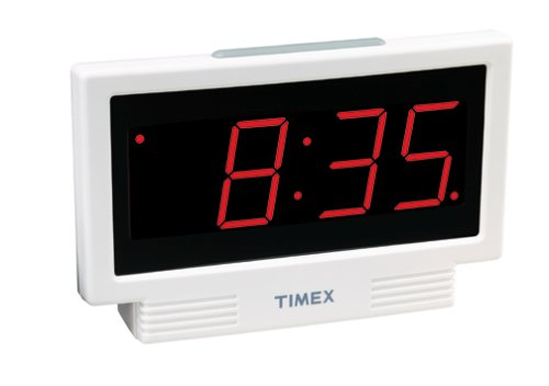 Timex T133 Jumbo Display Nature Sounds Clock