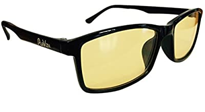 Anti Blue Light Computer Glasses - Anti Glare - Anti-Reflective - Helps With Eye Strain - BKOne By PurVizn
