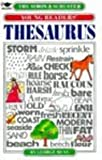 Simon & Schuster Young Readers Illustrated Thesaurus