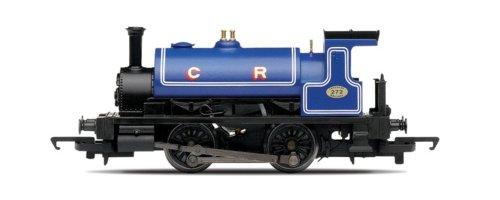 Hornby R2672 00 Gauge Caledonian Railway 0-4-0 Railroad Locomotive