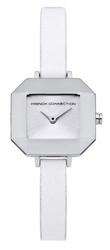 French Connection de mujer reloj de pulsera Lavender analógico de cuarzo piel fc1153W