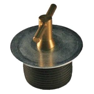 Expansion Plug, T-Handle, 2-1/4 In