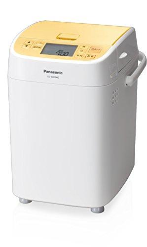 Panasonic ホームベーカリー 1斤タイプ イエロー SD-BH1000-Y